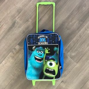 Monsters University Rolling Suitcase